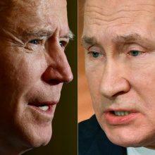 """J. Bidenas paragino V. Putiną """"imtis veiksmų"""" prieš išpirkų reikalaujančius programišius"""