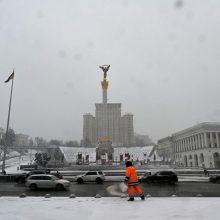 Kijeve augant COVID-19 skaičiui įvedami nauji suvaržymai