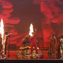 """Lietuvai nusišypsojo sėkmė: """"The Roop"""" pateko į """"Eurovizijos"""" finalą!"""