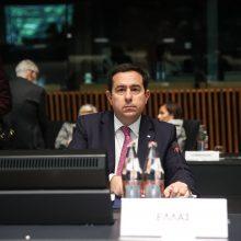 Graikija ir Malta nori teisės į veiksmingą sienų apsaugą ir migrantų išstūmimą