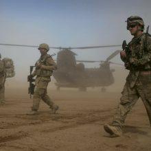NATO: karių išvedimas iš Afganistano prasidėjo