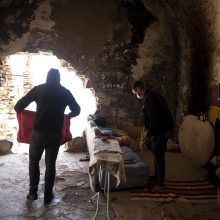 Iš Maroko į Ispanijos Meliljos anklavą bandė patekti 700 migrantų