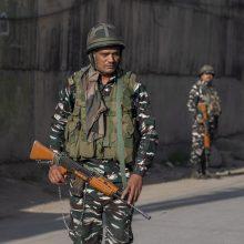 Šiaurės Indijoje nužudyti du darbo imigrantai