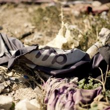 """Per antskrydį nukautas aukštas """"Islamo valstybės"""" Irake vadeiva"""