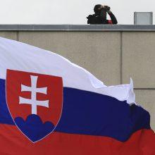 Slovakija išsiunčia tris šnipinėjimu įtariamus rusų diplomatus