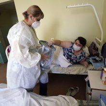 Rusija patvirtino receptinį vaistą nuo COVID-19, jis bus parduodamas vaistinėse