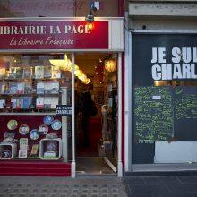"""Prancūzijos teismas nuteisė 14 asmenų, prisidėjusių prie 2015 m. """"Charlie Hebdo"""" teroro išpuolio"""