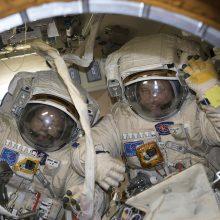 Rusija: orbitinė stotis TKS liks kosmose iki 2028-ųjų