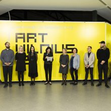 """Penktadienio vakarą paaiškėjo geriausios meno mugės """"ArtVilnius'21"""" galerijos ir menininkai"""