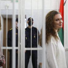 """Baltarusija """"ekstremistiniais"""" pripažino """"Belsat"""" tinklalapį ir socialinių tinklų paskyras"""