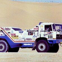 """Dakaras 2021. Legendinė """"De Rooy"""" komanda planuoja didįjį sugįžimą"""