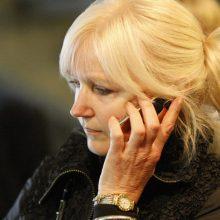 Teismai galutinai atmetė R. Daktarienės skundą dėl areštuotų žemės sklypų