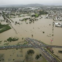 Per potvynius Australijoje nugaišo šimtai tūkstančių galvijų