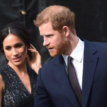 Princas Harry ir Meghan oficialiai lieka be titulo ir turės grąžinti pinigus