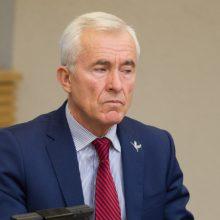 Seimas nelinkęs naikinti D. Kepenio vadovaujamos Sveikos gyvensenos komisijos