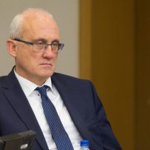 Dar neaišku, kas pakeis S. Jakeliūną Seimo komiteto vadovo poste