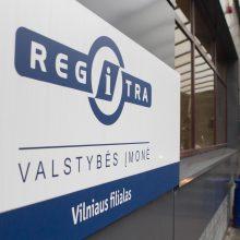 """""""Regitra"""": atnaujinamas transporto priemonių registracijos liudijimas"""