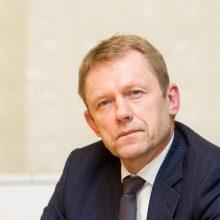 Buvęs kultūros ministras Š. Birutis paliko Darbo partiją