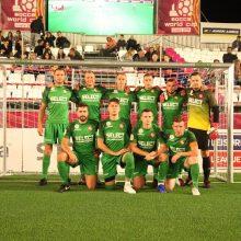 Lietuvos mažojo futbolo rinktinė – pasaulio čempionato aštuntfinalyje