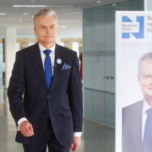 VRK neišgirdo G. Nausėdos štabo prašymo: sprendimas lieka nepakeistas