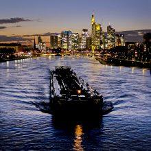 Frankfurte prie Maino rasta nesprogusi Antrojo pasaulinio karo laikų bomba