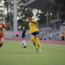 """Čempionų lygos atranką """"Gintra-Universitetas"""" pradėjo pergale prieš Maltos klubą"""