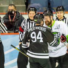 """""""Hockey Punks"""" kitą sezoną debiutuos Kontinentinės taurės turnyre"""