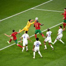 """""""Euro 2020"""" puošmena: Portugalija ir Prancūzija sužaidė lygiosiomis"""