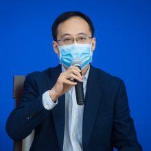 Kinijos tyrėjai: gydymas remdesiviru COVID-19 pacientams nebuvo labai naudingas