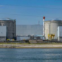Pradedama seniausios atominės elektrinės Prancūzijoje uždarymo operacija
