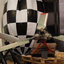Karo muziejuje – išskirtinis susitikimas su Karinių oro pajėgų kariais