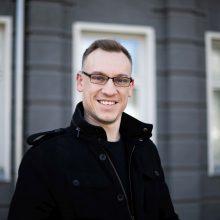 KTU studijavęs amerikietis: lietuviški miestai turi išskirtinį charakterį