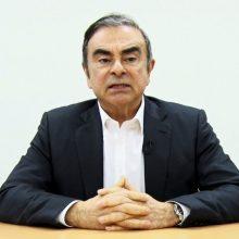 """Buvęs """"Nissan"""" direktorius nubaustas už pajamų nuslėpimą"""