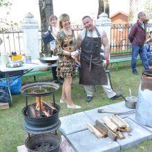 Vilkijoje buvo švenčiamos Jurginės