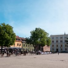 Kaunas ruošiasi karantino švelninimui: lengvatos lauko kavinėms ir savivaldybės NT nuomininkams