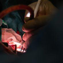 Penkiametės gyvybę išgelbėjo pirmą kartą Lietuvoje vaikui atlikta unikali operacija