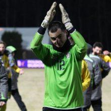 Futbolininko E. Šetkaus komanda iškopė į ketvirtąjį Europos lygos atrankos etapą