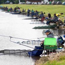 Legendinis Lietuvos žvejys: žūklė – labai smagus sportas