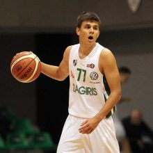 """""""Žalgirio"""" ir """"Ryto"""" krepšininkai nesėkme pradėjo finalinį Eurolygos jaunių turnyrą"""