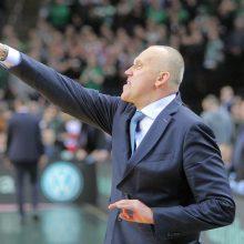 """A. Švedo šou neužteko: R. Kurtinaičio auklėtiniai neatsilaikė prieš """"Maccabi"""""""