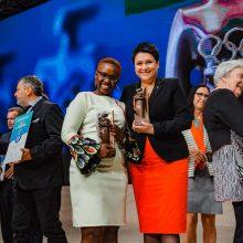 Istorinis įvykis Lietuvai: LTOK prezidentė D. Gudzinevičiūtė išrinkta IOC nare