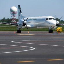 Rusijos ir Ukrainos verslininkai skrydžių draudimo išvengia per Vilnių