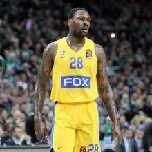 """Eurolygoje – """"Maccabi"""" ir """"Real"""" komandų pergalės"""