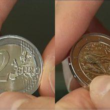 Už brokuotą monetą – 1500 eurų