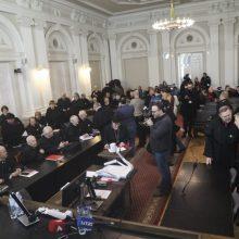 Patekimas į Sausio 13-osios nuosprendį apribotas, gavus duomenų apie provokacijas