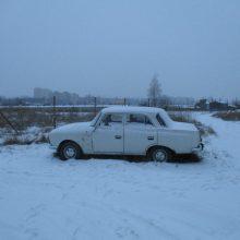 Istoriniams automobiliams taršos mokesčio siūloma netaikyti