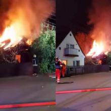Tragedija Vilijampolėje: per gaisrą žuvo vyras