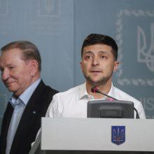 Lenkų žiniasklaida: Ukraina rizikuoja nusileisti Donbase ir nieko negauti mainais