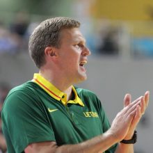 Lietuvos krepšininkai nepaliko vilčių Pietų Korėjai
