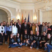 Helsinkyje – Šiaurės šalių ir Jungtinės Karalystės lietuvių jaunimo organizacijos
